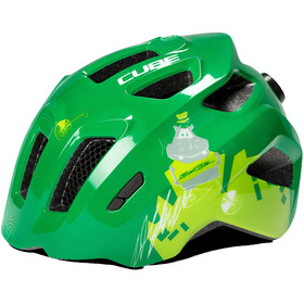 Cube Fink Helmet green